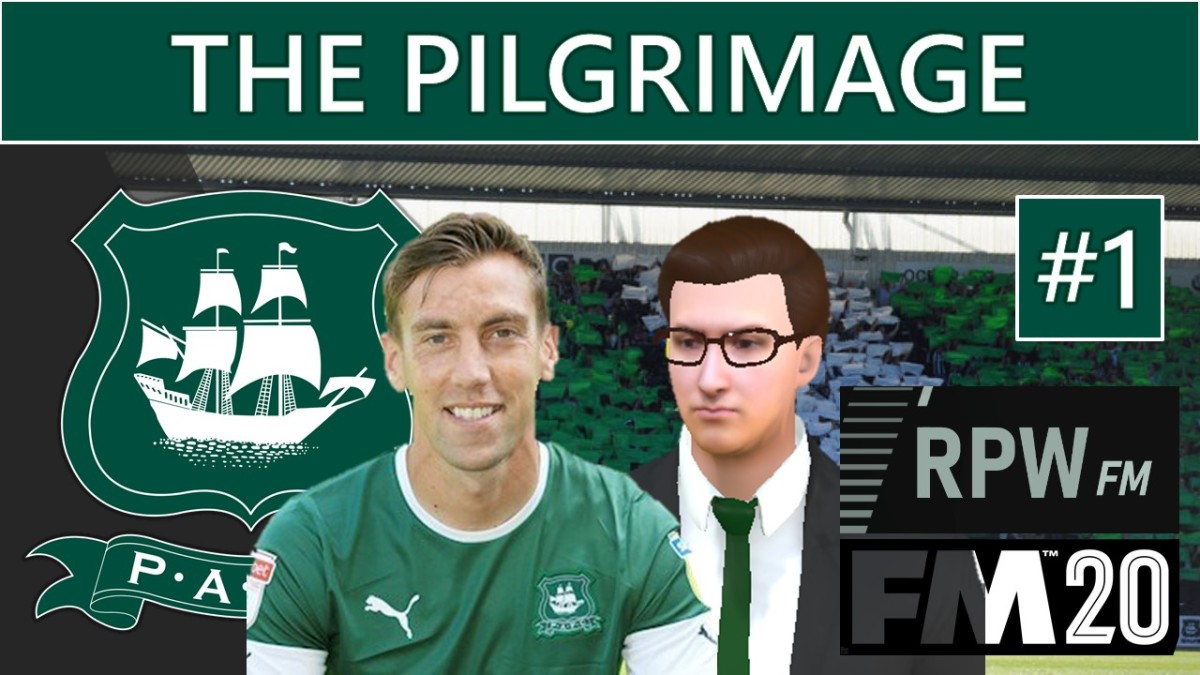 Football Manager 2020 'The Pilgrimage' #1 – Welcome Home (to Home Park)