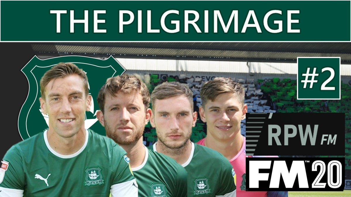 Football Manager 2020 'The Pilgrimage' #2 – Meet the Squad