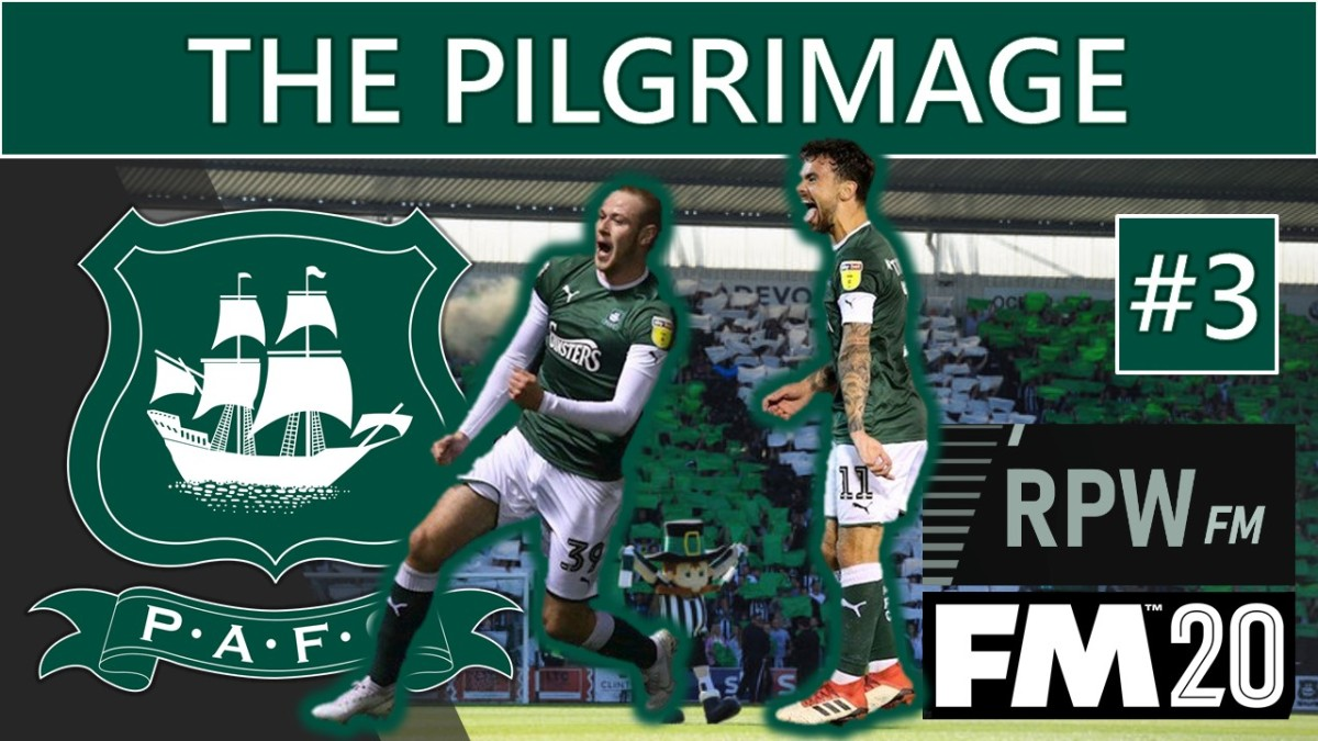 Football Manager 2020 'The Pilgrimage' #3 – The Season Begins