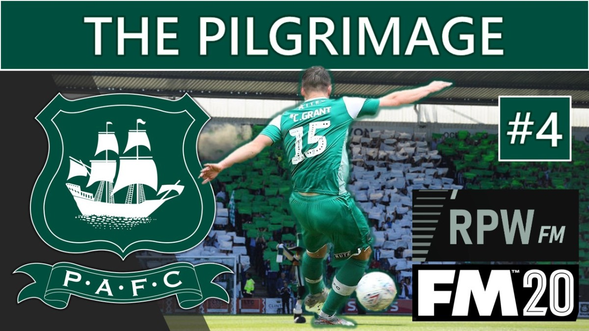 Football Manager 2020 'The Pilgrimage' #4 – Cup Runs and FestiveFun