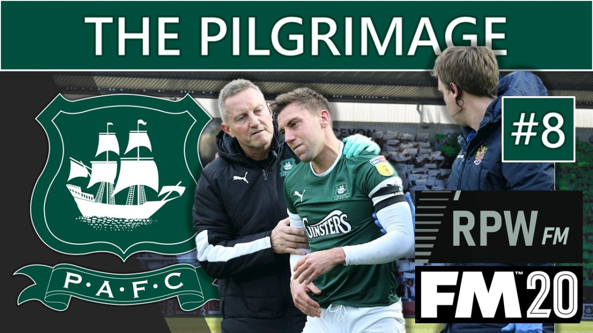 Football Manager 2020 'The Pilgrimage' #8 – The Captain'sLog