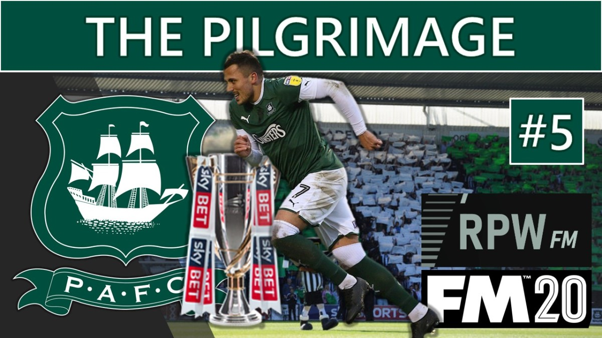 Football Manager 2020 'The Pilgrimage' #5 – The Run In
