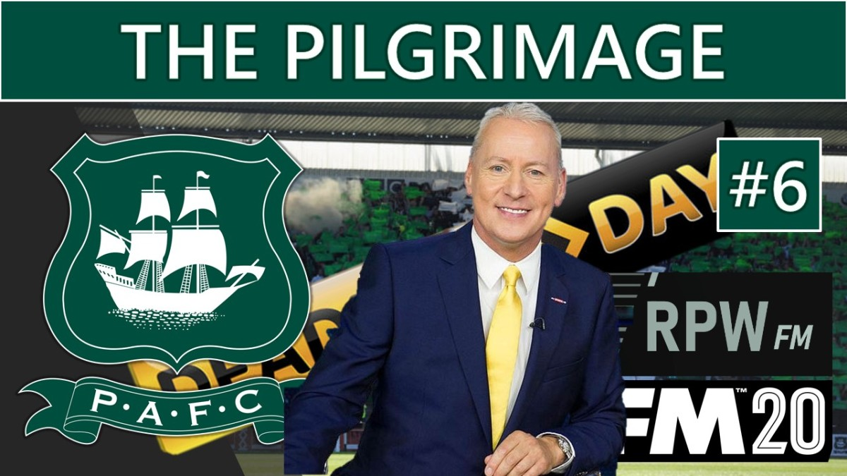 Football Manager 2020 'The Pilgrimage' #6 – Summer TransferSpecial!