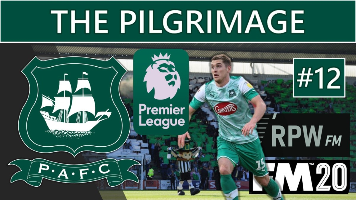 Football Manager 2020 'The Pilgrimage' #12 – The Playoff Push