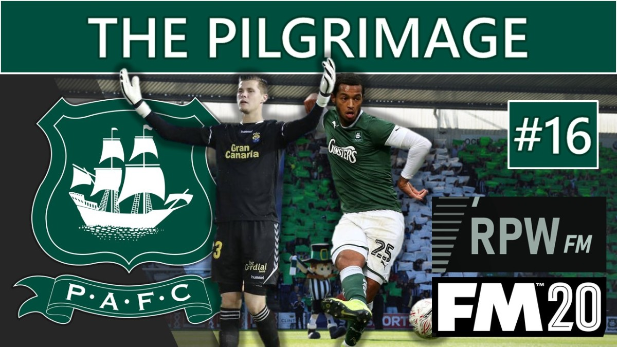 Football Manager 2020 'The Pilgrimage' #16 – A Change in Tactics