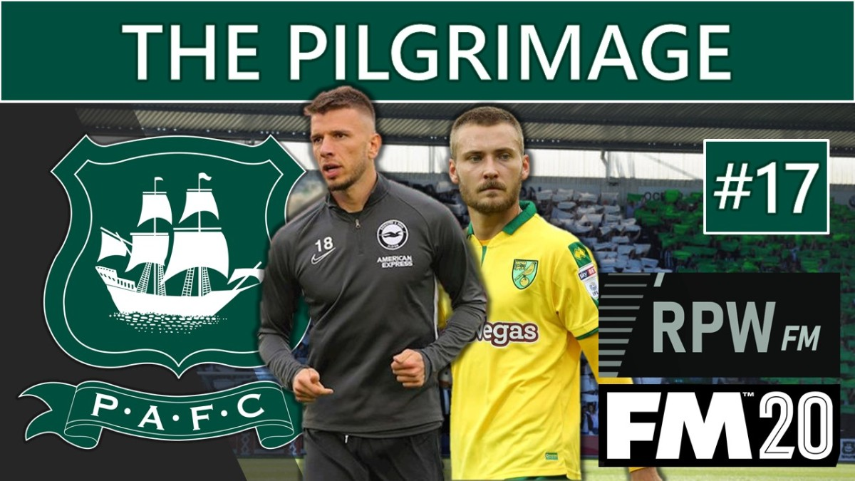 Football Manager 2020 'The Pilgrimage' #17 – Progress Report