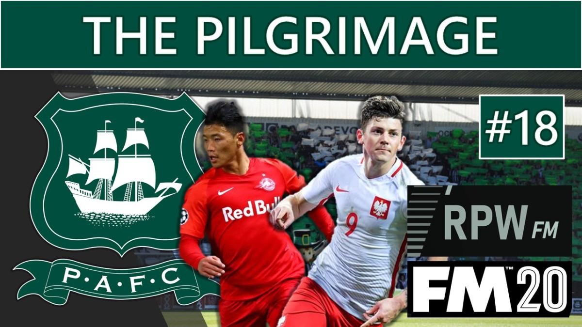Football Manager 2020 'The Pilgrimage' #18 – The Greens are on the Up!