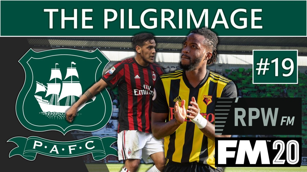 Football Manager 2020 'The Pilgrimage' #19 – The Master Plan