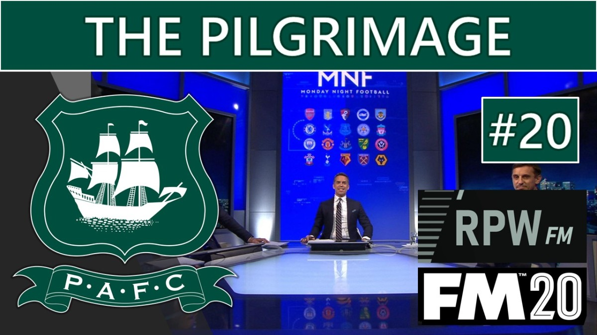 Football Manager 2020 'The Pilgrimage' #20 – Monday Night Argyle