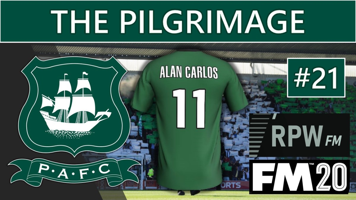 Football Manager 2020 'The Pilgrimage' #21 – Alan Carlos, Baby
