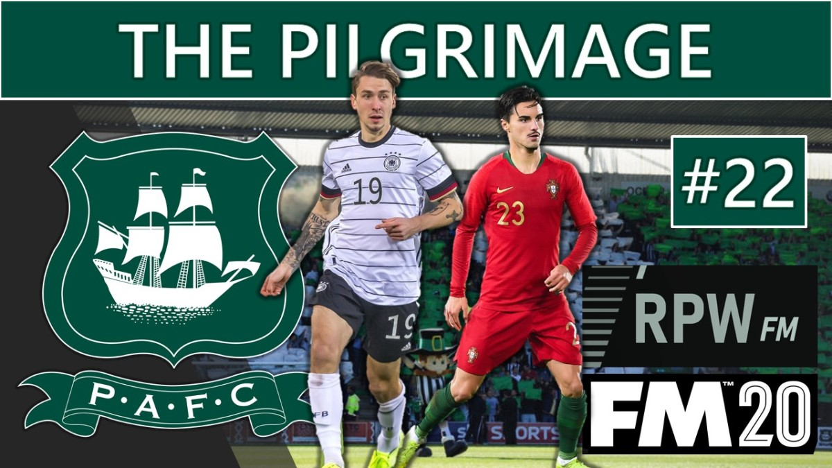 Football Manager 2020 'The Pilgrimage' #22 – The Pilgrims head to Europe