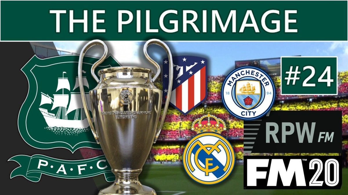 Football Manager 2020 'The Pilgrimage' #24 – BarcelonaBound