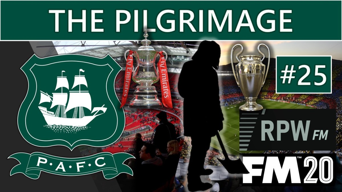 Football Manager 2020 'The Pilgrimage' #25 – A Tale of Two Finals