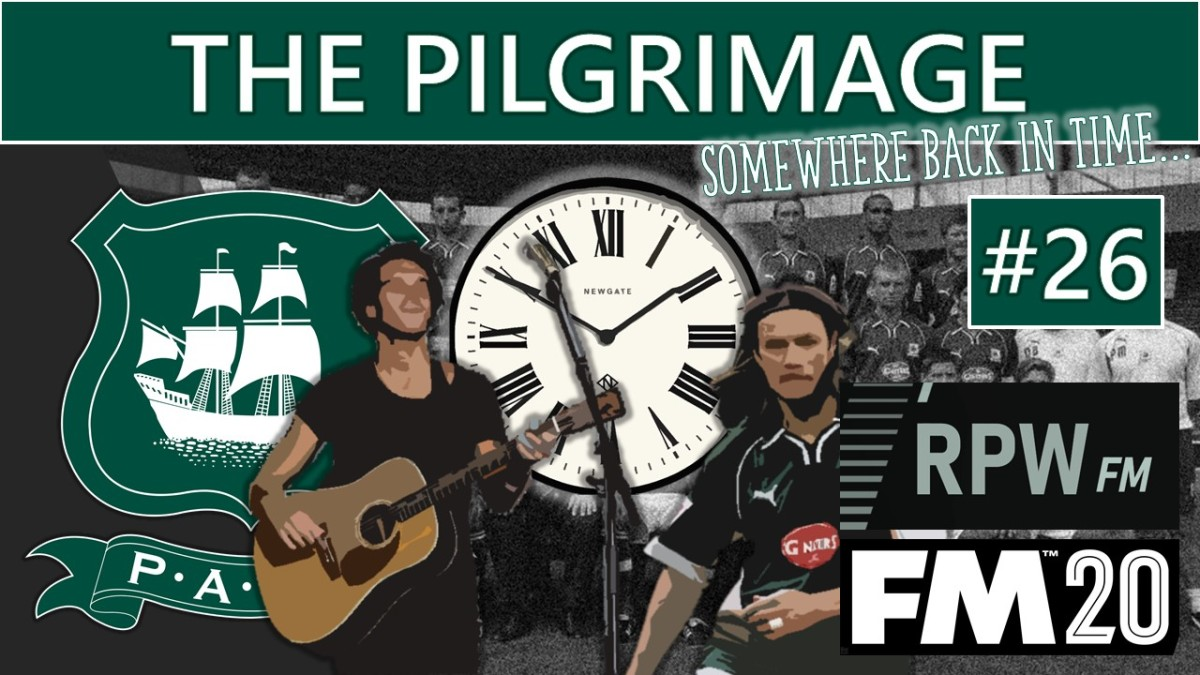 Football Manager 2020 'The Pilgrimage' #26 – Last Request