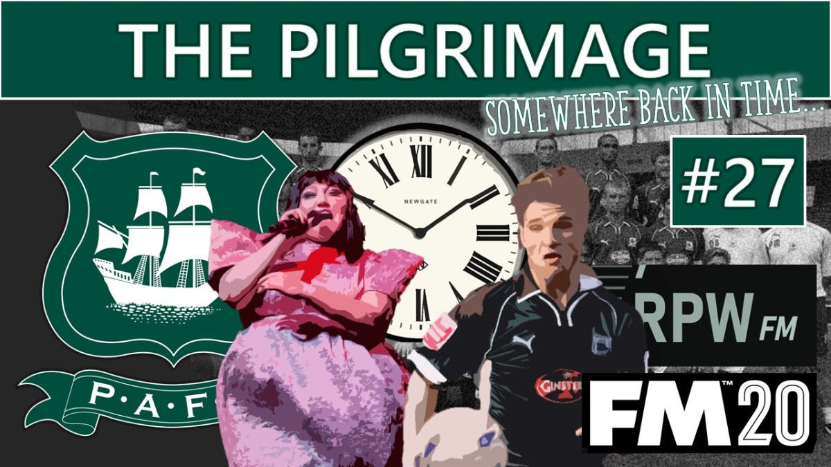 Football Manager 2020 'The Pilgrimage' #27 – Standing in the Way of Control