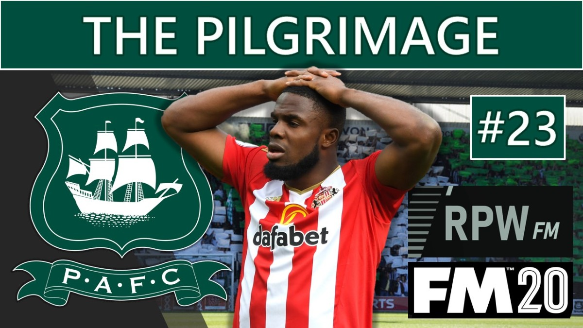 Football Manager 2020 'The Pilgrimage' #23 – 'Can you write something like: Here's a generic mid-season update. We go again!'