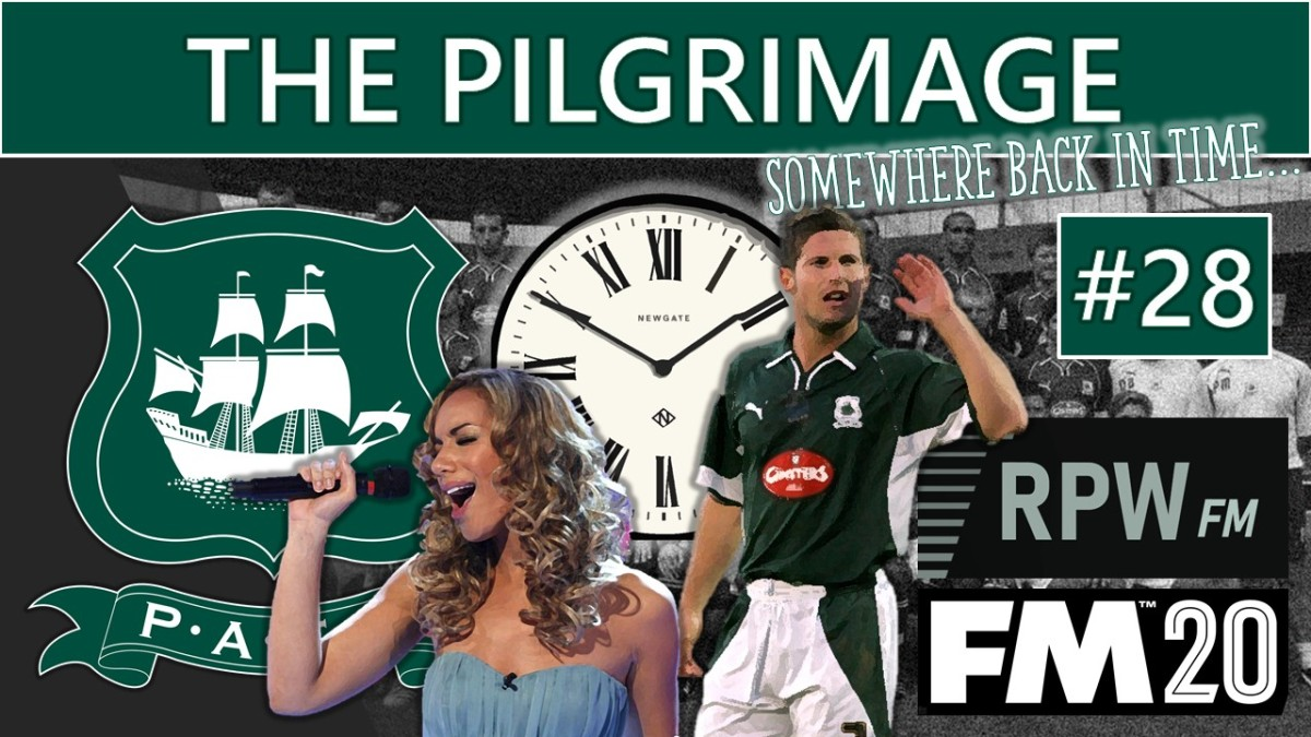 Football Manager 2020 'The Pilgrimage' #28 – A Moment Like This